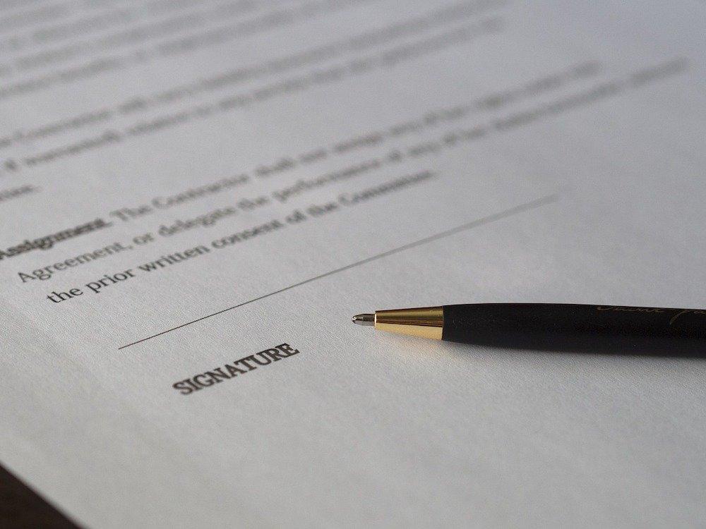 Votre contrat de vente entreprise à la loupe